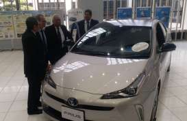 Toyota Siapkan Layanan Mobil Listrik Baterai di  Bali