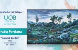 Ini Pemenang UOB Painting of the Year Indonesia 2020