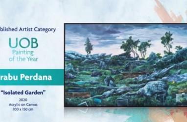 Ini Pemenang UOB Painting of the Year Indonesia 2020