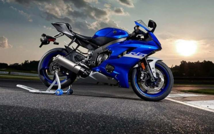 Yamaha YZF-R6. - istimewa