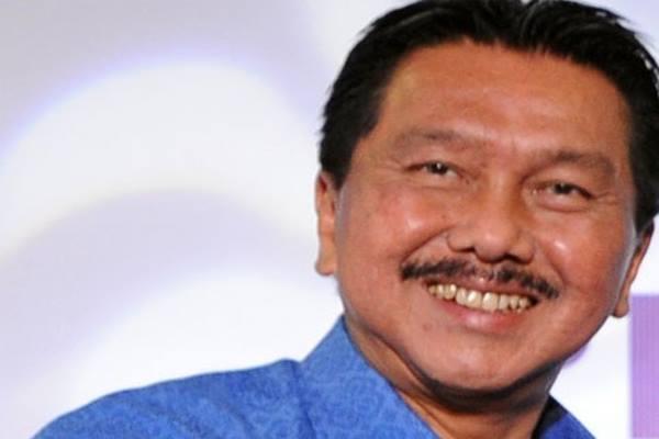 Menteri Badan Usaha Milik Negara (BUMN) Erick Thohir menunjuk Prasetio sebagai Direktur Keuangan dan Manajemen Risiko PT Garuda Indonesia (Persero) Tbk. - Antara