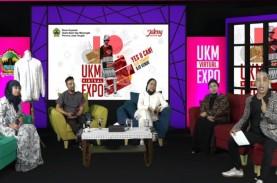 UKM Virtual Expo, Desainer Berbagi Tips Bertahan dari…