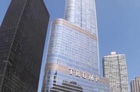 Tak Ada Tawaran Menarik, Penjualan Hotel Trump Ditangguhkan