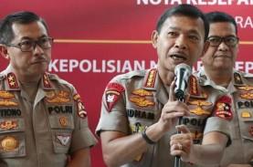 Kapolri Idham Azis Resmi Lantik Kapolda Metro Jaya…