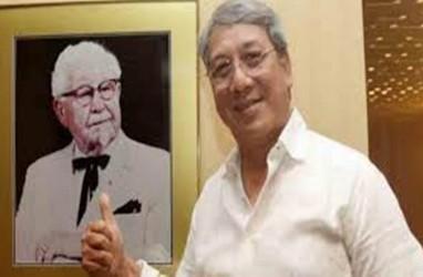 Ricardo Gelael Generasi Kedua di Balik Kesuksesan KFC di Indonesia