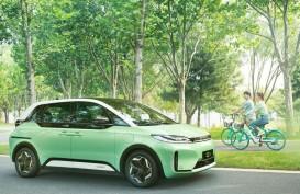 BYD dan Didi China Luncurkan Mobil Listrik untuk Taksi Daring