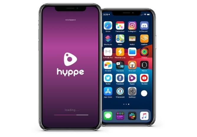 Aplikasi Hyppe bisa melindungi content creator dari pembajakan. - ilustrasi