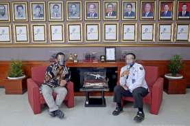 Penerima Beasiswa LPDP Kunjungi Pindad, Mau Ngapain?