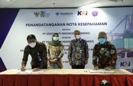 Kolaborasi Pelindo III dan KAI, Optimalkan Aset dan Inovasi Proses Bisnis