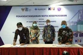 Kolaborasi Pelindo III dan KAI, Optimalkan Aset dan…