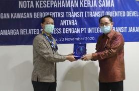 Garap TOD TMII, Jasa Marga Gandeng BUMD DKI Jakarta