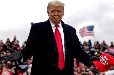 Gugatan Hasil Pilpres Ditolak, Trump Mulai Upaya Intervensi Ini
