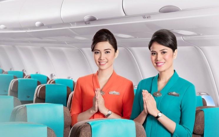 Ilustrasi. Pramugari Garuda Indonesia. - garuda/indonesia.com