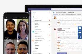 Wow, Microsoft Teams Bisa Dipakai Gratis Tanpa Henti…