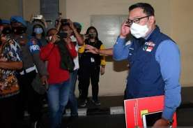 Ridwan Kamil Prihatin Kapolda Rudy Sufahriadi Dicopot…