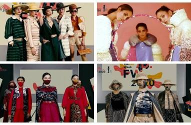 INDONESIA FASHION WEEK 2020 : Spirit Baru Menuju Fesyen Berkelanjutan