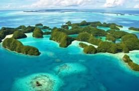 Mengintip Keindahan Republik Palau, Negara Tetangga…