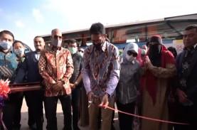 Resmikan Restoran Bumbu Indonesia di Mesir, Sandiaga…