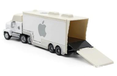 Truk Apple Dibajak, Produk Senilai Jutaan Dolar Raib
