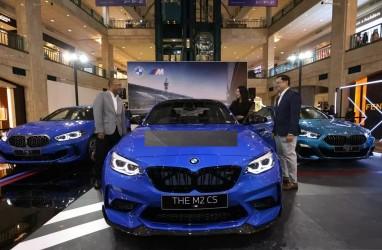 BMW di Plaza Senayan Hadirkan Trio M Series, Bisa Tukar Tambah