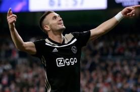 Jadwal Liga Belanda : Kans Ajax Perlebar Poin di Pucuk…