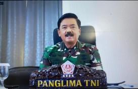 Panglima TNI Ingatkan Maraknya Aksi Separatisme di Media Sosial
