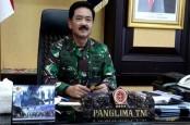 Panglima TNI Sebut Beberapa Isu di Medsos Buat Warga Terpolarisasi