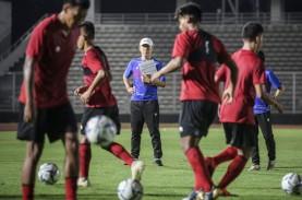 Latihan Timnas U-19 Terus Dipantau Shin Tae-yong