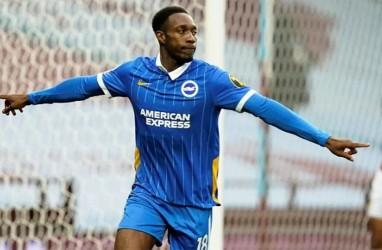 Hasil Liga Inggris, Akhirnya Brighton Bisa Menang di Villa Park