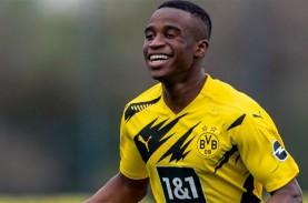 Youssoufa Moukoko Pemain Termuda Bundesliga, Talenta…