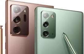 Samsung Galaxy Note 20 Ultra 5G Jadi Ponsel Paling Laris