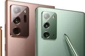 Samsung Galaxy Note 20 Ultra 5G Jadi Ponsel Paling…