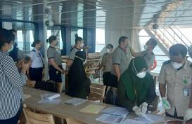 CDC Naikkan Level Peringatan untuk Perjalanan Kapal Pesiar