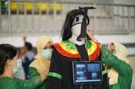 UNJ Tetap Gelar Wisuda dengan Robot Sebagai Pengganti…