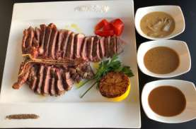 Mengenal Sapi Charolais de Bourgogne, Bahan Steik…