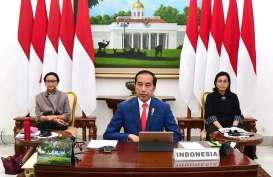 KTT G20 Sesi Dua, Jokowi Bicara Pengentasan Kemiskinan Hingga Pelestarian Lingkungan