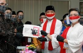 Debat Pilkada Tangsel: Ponakan Prabowo Mau Bikin Satu Lapangan Bola per Kelurahan