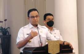 Anies Perpanjang PSBB Transisi di Jakarta Hingga 6 Desember 2020