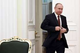 Putin Belum Rela Biden Jadi Presiden AS