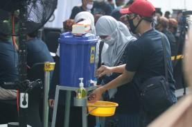 Jakarta PSBB Transisi, Perilaku 3M Menurun