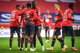 Hasil Liga Prancis, Lille Pangkas Jarak Nilai dari…