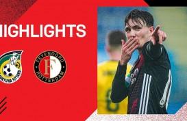 Hasil Liga Belanda, Feyenoord & AZ Belum Terkalahkan