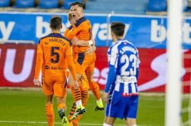 Hasil La Liga, Valencia Teruskan Hasil Elok Tak Terkalahkan