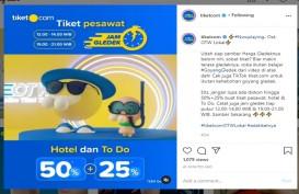 Promo Diskon Tiket.com Dimulai Hari Ini, Tiket Pesawat ke Bali Mulai Rp400 Ribu