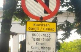 Jakarta PSBB Transisi, Ganjil Genap Tak Berlaku