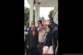 Kasus Red Notice Djoko Tjandra, Hakim Tolak Eksepsi…