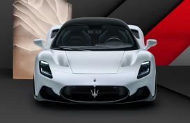 Maserati MC20 Raih China Performance Car of the Year 2021