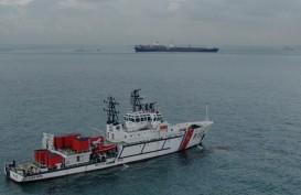 MV Tina 1 Kandas di Selat Singapura, Dua Kapal Patroli Dikerahkan