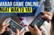 Mabar Gim Online, Ingat Waktu Ya!