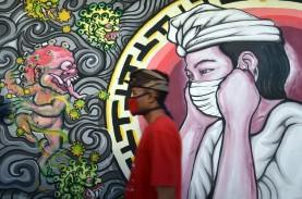 Kesadaran Masyarakat Bali Menggunakan Masker Meningkat…